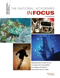 Cover of In Focus vol. 13 number 2