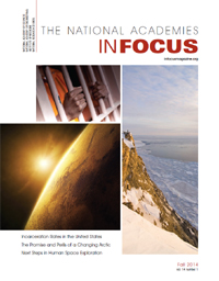 Cover of In Focus vol. 14 number 1